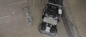 betonslipnings maskiner